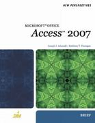 New Perspectives on Microsoft Office Access 2007, Brief 1st edition 9781423905875 1423905873