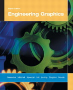 Engineering Graphics 8th Edition 9780131415218 0131415212