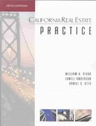 California Real Estate Practice 5th Edition 9780793180172 0793180171