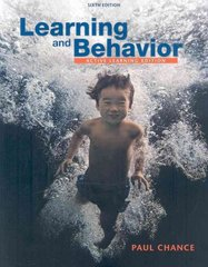 Learning and Behavior 6th edition 9781111799793 1111799792
