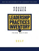 The Leadership Practices Inventory (LPI) 3rd Edition 9780787967956 0787967955