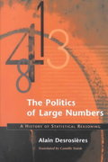 The Politics of Large Numbers 0 9780674009691 067400969X