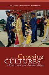 Crossing Cultures 7th Edition 9780618918065 061891806X