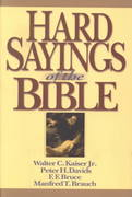 Hard Sayings of the Bible 0 9780830814237 083081423X