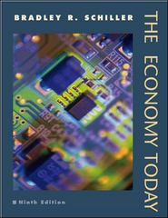 The Economy Today 9th edition 9780072471120 0072471123