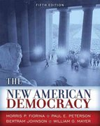 The New American Democracy 5th edition 9780321416148 0321416147