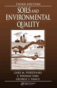 Soils and Environmental Quality 3rd edition 9780849316166 0849316162