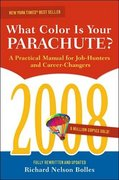 What Color Is Your Parachute? 2008 1st edition 9781580088671 1580088678