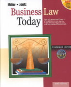 Business Law Today, Standard Edition 6th edition 9780324120974 0324120974
