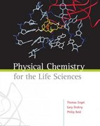 Physical Chemistry for the Life Sciences 1st edition 9780805382778 0805382771
