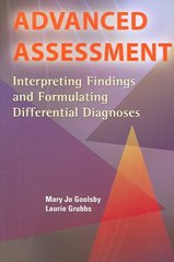 Advanced Assessment 1st edition 9780803613638 0803613636