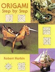 Origami Step by Step 0 9780486401362 0486401367