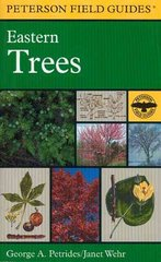 A Field Guide to Eastern Trees 2nd Edition 9780395904558 0395904552