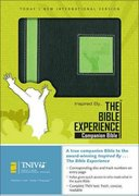 Inspired by the Bible Experience Companion Bible 0 9780310938651 0310938651