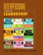 Interpersonal Skills for Leadership 2nd Edition 9780131173439 013117343X