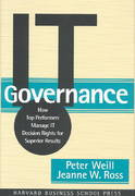 IT Governance 1st Edition 9781591392538 1591392535