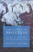 The Office of Assertion 1st Edition 9781932236453 1932236457