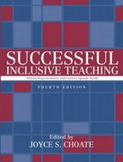 Successful Inclusive Teaching 4th Edition 9780205463695 020546369X
