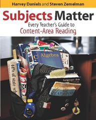 Subjects Matter 1st Edition 9780325005959 0325005958