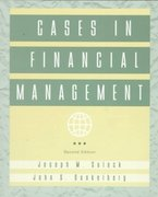 Cases in Financial Management 2nd edition 9780471110439 0471110434