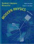 Modern Physics Student Solutions Manual