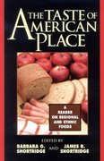 The Taste of American Place 1st Edition 9781461645788 1461645786