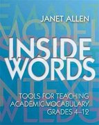 Inside Words 0 9781571103994 1571103996