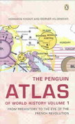 The Penguin Atlas of World History 1st Edition 9780141012636 0141012633