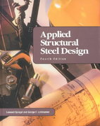 Applied Structural Steel Design 4th Edition 9780130889836 0130889830