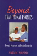 Beyond Traditional Phonics 1st Edition 9780435072476 0435072471