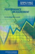 Performance Measurement 1st edition 9780309100076 0309100070
