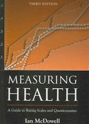 Measuring Health 3rd edition 9780195165678 0195165675