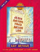 Jesus - Awesome Power, Awesome Love 0 9780736901444 0736901442