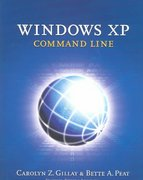 Windows XP Command Line 1st Edition 9781887902823 1887902821