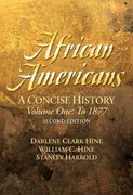 African Americans 2nd edition 9780131925854 0131925857