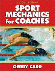 Sport Mechanics for Coaches 2nd Edition 9780736039727 0736039724