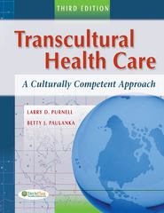Transcultural Health Care 3rd edition 9780803618657 0803618654