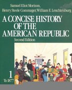 A Concise History of the American Republic 2nd edition 9780195031812 0195031814