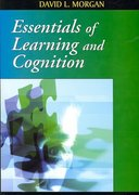 Essentials of Learning and Cognition 1st Edition 9781577665373 1577665376
