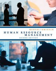 Human Resource Management 2nd edition 9780618312771 0618312773