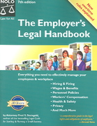 The Employer's Legal Handbook 7th edition 9781413301830 1413301835