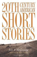 20th Century American Short Stories 2nd Edition 9780838448502 083844850X