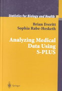 Analyzing Medical Data Using S-PLUS 0 9780387988627 0387988629