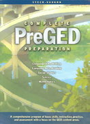 Pre-GED Complete Preparation 0 9780739887851 0739887858