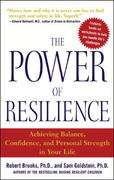 The Power of Resilience 1st Edition 9780071431989 0071431985