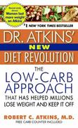 Dr. Atkins' New Diet Revolution 0 9780060012038 006001203X