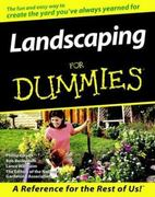 Landscaping For Dummies 1st edition 9780764551284 0764551280