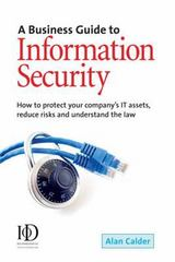 A Business Guide to Information Security 0 9780749443955 0749443952