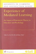 Experience of Mediated Learning 1st edition 9780080436470 0080436471