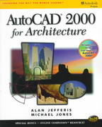 AutoCAD 2000 for Architecture 1st edition 9780766812420 0766812421